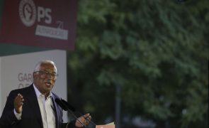 Autárquicas: Um primeiro-ministro deve distinguir muito bem as funções -- António Costa