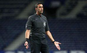 Nuno Almeida arbitra clássico entre Sporting e FC Porto para a I Liga