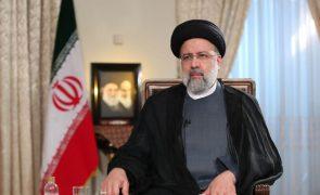Irão mostra