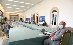 Reunião do Conselho de Estado começou cerca das 15:15 com quatro ausências