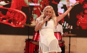 Ruth Marlene compara-se a Britney Spears: «Parece um pesadelo»