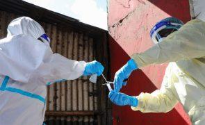 Covid-19: Mais 12 infeções e dez recuperados em São Tomé e Príncipe