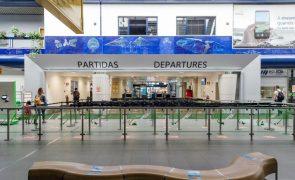 Passageiros desembarcados nos aeroportos dos Açores em agosto aumentam 97% face a 2020