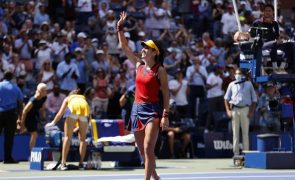 US Open: Emma Raducanu é a primeira 'qualifier' a alcançar as 'meias'