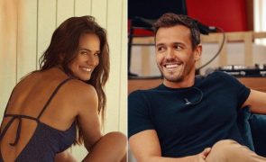 Cláudia Vieira recebe amor de Pedro Teixeira após desabafo especial