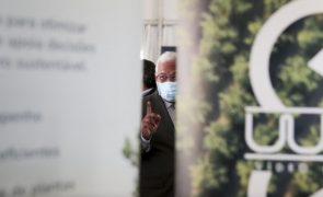 Autárquicas: Costa diz contar com os autarcas para executar plano de fundos e descentralização