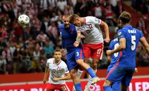Mundial2022: Seferovic falha penálti e Suíça empata, Polónia trava Inglaterra