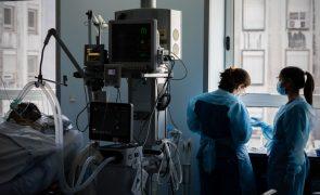 Covid-19: Doentes internados mais tempo com mais problemas de mobilidade e ansiedade
