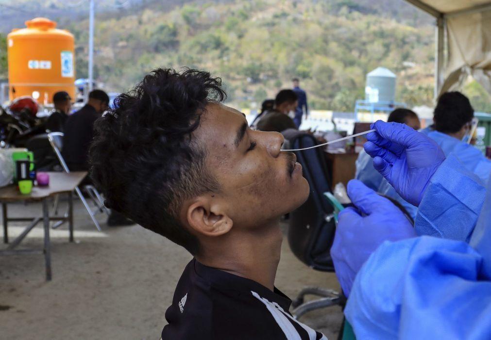 Covid.19: Mais duas mortes e 165 novos casos em Timor-Leste nas últimas 24 horas