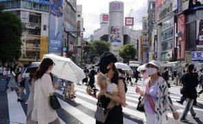 Covid-19: Japão prolonga estado de emergência até final de setembro