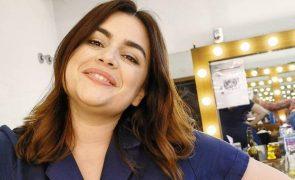 Ana Guiomar recebe mensagens sobre gravidez. Fãs acreditam que é uma menina