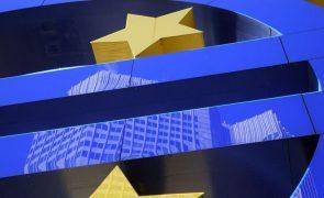 BCE mantém taxas e reduz