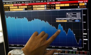 PSI20 alinha com Madrid e perde 0,45% após reunião do BCE