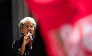 CGTP promete intensificar luta e espera resposta a reivindicações no orçamento de 2022