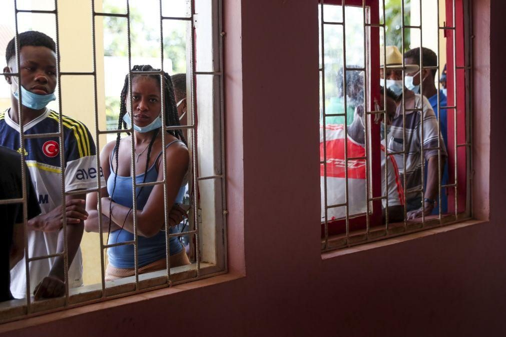 Covid-19: São Tomé e Príncipe regista mais uma morte e 29 novas infeções