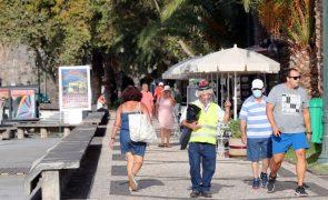 Covid-19: Madeira vai recomendar uso de máscara no exterior