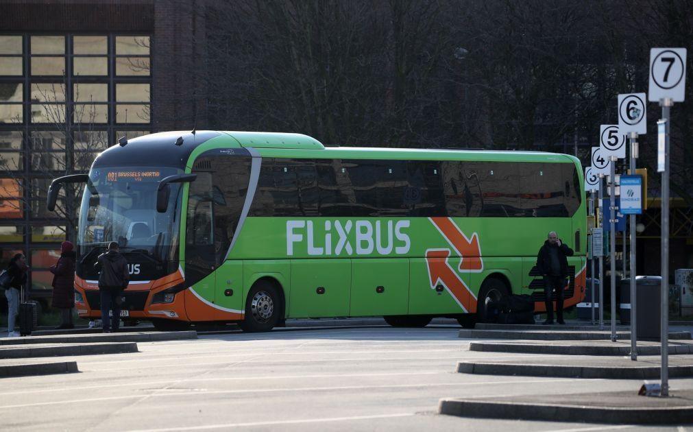 FlixBus quer triplicar expressos em Portugal e chegar aos 2 milhões de passageiros em 2022