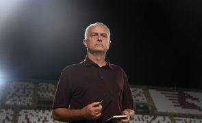 Mourinho diz que os jogos mais marcantes