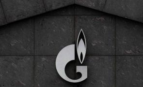 Gazprom anuncia conclusão do gasoduto Nord Stream 2 entre a Rússia e a Alemanha