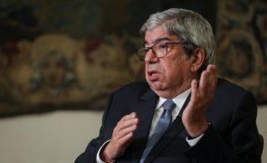 Jorge Sampaio: Ferro destaca perda amigo de longa data e lutador pela liberdade e democracia