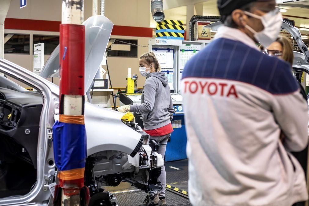 Toyota corta previsão da produção global para cerca de 9,3 milhões de veículos
