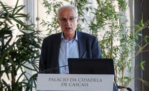 Sampaio: Arons de Carvalho relembra