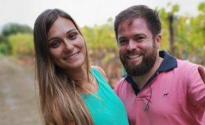 Bruno Fernandes e Tatiana mostram filho recém-nascido internado nos Cuidados Intensivos