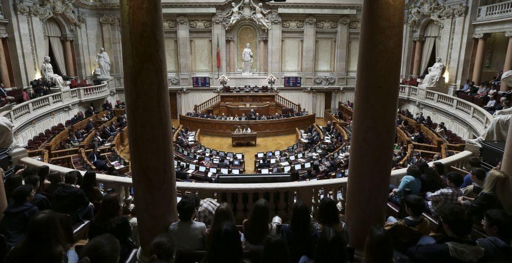 Parlamento debate projetos do PSD e PCP para reforço de respostas na saúde mental