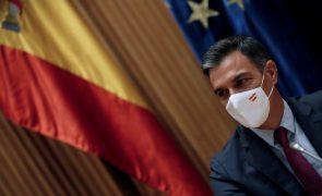 Sampaio: PM espanhol lamenta desaparecimento de
