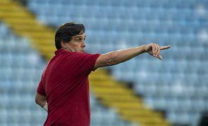 Daniel Ramos diz que o Santa Clara é capaz de ombrear com o Benfica