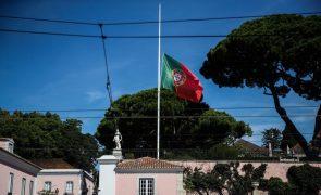 Óbito/Sampaio: PR promulga luto nacional que implica suspensão de eventos ligados ao Estado