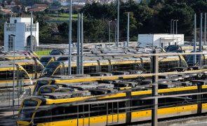 Sindicato convoca greve de maquinistas do Metro do Porto para 24 e 28 de setembro