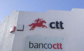 Banco CTT vende 250 ME da carteira de crédito automóvel