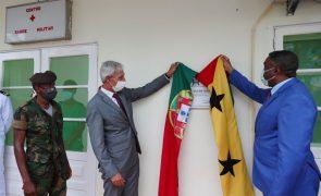 Portugal e São Tomé cooperam para recuperar Centro de Saúde Militar na capital são-tomense