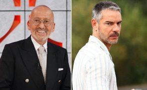 Big Brother. Goucha e Cláudio Ramos são os novos apresentadores