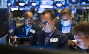 Wall Street termina semana em terreno negativo com receios de inflação