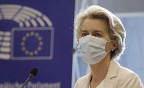 PE inicia sessão plenária dominada por discurso do Estado da UE de Von der Leyen
