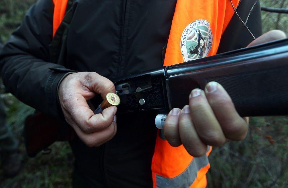 Homem detido em Mirandela por caçar espécies fora do respetivo período de caça