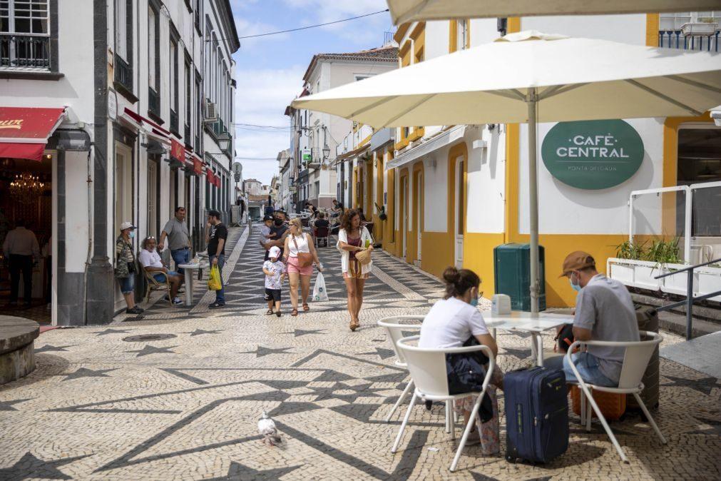 Covid-19: Açores com nove casos nas últimas 24 horas
