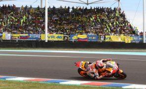 GP da Argentina de MotoGP cancelado devido à pandemia