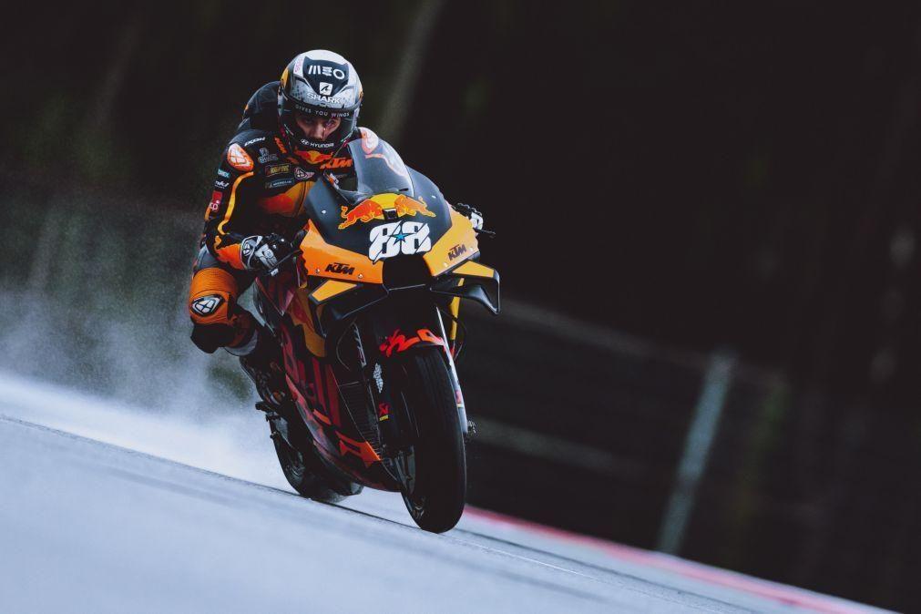 Miguel Oliveira parte do 18.º lugar para o GP de Aragão de MotoGP