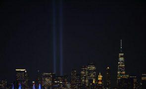 11 de setembro: Líderes internacionais lembram vítimas dos ataques terroristas