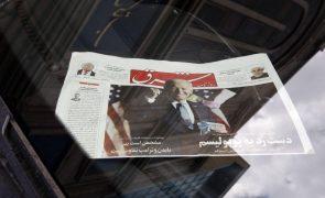 11 de setembro: Jornais iranianos criticam reação militar dos EUA aos ataques