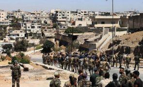Síria: ONU espera relançamento das negociações para alcançar acordo político