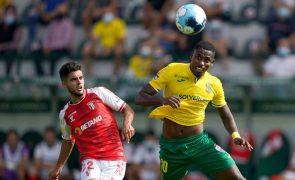 Paços de Ferreira e Sporting de Braga empatam 0-0