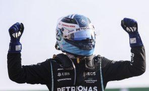 Bottas vence corrida de qualificação do Grande Prémio de Itália de Fórmula 1