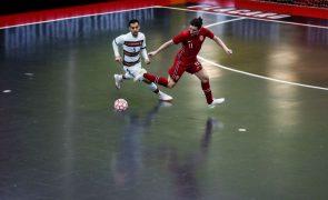 Futsal/Mundial: Fábio Cecílio e Miguel Ângelo atestam seleção focada no objetivo