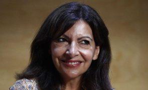 Presidente da Câmara de Paris anuncia candidatura à Presidência francesa