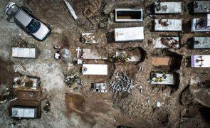 Covid-19: Pandemia já matou mais de 4,62 milhões de pessoas no mundo