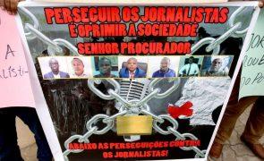 Sindicato dos Jornalistas Angolanos condena ameaças a profissionais dos canais públicos